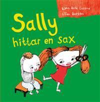 Sally hittar en sax