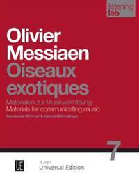 Olivier Messiaen - Oiseaux exotiques
