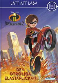 Lätt att läsa Superhjältarna 2