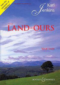 This Land of Ours: Vocal/Piano Score Ttbb and Piano (Organ)