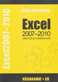 Excel 2007-2010 valemid ja funktsioonid. käsiraamat + cd