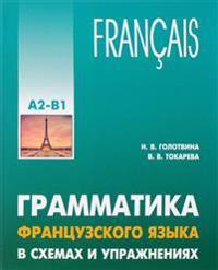Grammatika frantsuzskogo jazyka v skhemakh i uprazhnenijakh. Uroven A2-V1
