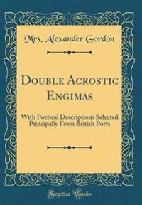 Double Acrostic Engimas