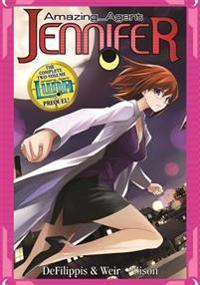 Amazing Agent Jennifer Omnibus Collection