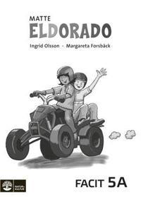 Eldorado, matte 5A Facit (5-pack)