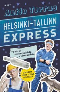 Helsinki-Tallinn express