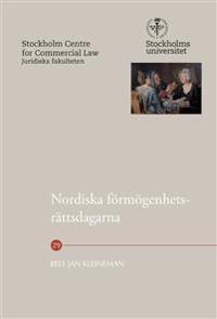 Nordiska förmögenhetsrättsdagarna