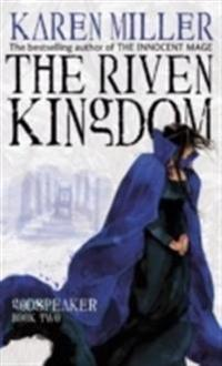 Riven kingdom - godspeaker: book two