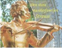 Den stora musikerfamiljen Strauss