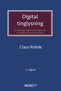 Digital tinglysning