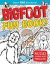 Bigfoot Fun Book!
