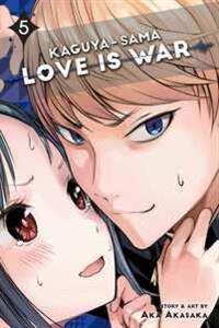 Kaguya-Sama Love Is War 5