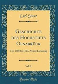 Geschichte des Hochstifts Osnabrück, Vol. 2