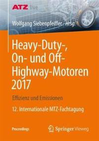 Heavy-duty-, On- Und Off-highway-motoren 2017