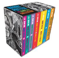 Harry Potter Boxed Set: The Complete Collection Adult Paperback