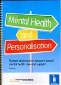 Mental Health and Personalisation