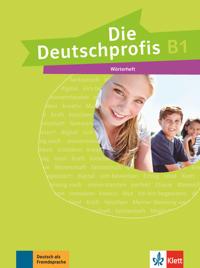 Die Deutschprofis B1. Wörterheft