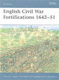 English Civil War Fortifications 1942 1951