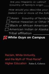 White Guys on Campus