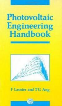 Photovoltaic Engineering Handbook