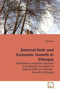 External Debt and Economic Growth in Ethiopia