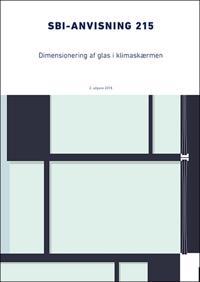 Dimensionering af glas i klimaskærmen
