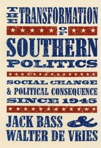The Transformation of Southern Politics