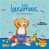 Maxi-Pixi Nr. 255: VE 5 Leo Lausemaus lernt schwimmen