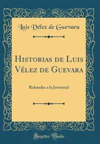 Historias de Luis Vélez de Guevara
