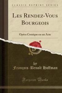 Les Rendez-Vous Bourgeois