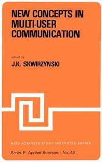 New Concepts in Multi-User Communication