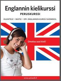 Englannin kielikurssi peruskurssi