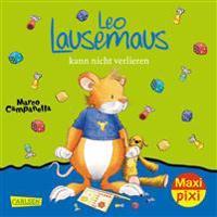 Maxi-Pixi Nr. 262: VE 5 Leo Lausemaus kann nicht verlieren