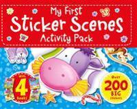My First Sticker Scenes Activity Pack