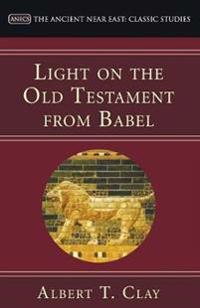 Light on the Old Testament from Babel