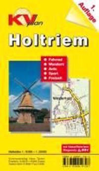 Holtriem / Westerholt 1 : 15 000
