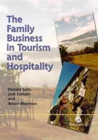 The Family Business in Tourism and Hospitality