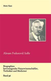 Abram Fedorovic Ioffe