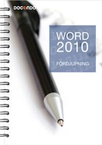 Word 2010 Fördjupning