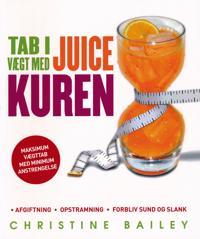 Tab i vægt med juice kuren