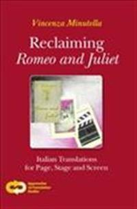 Reclaiming Romeo and Juliet