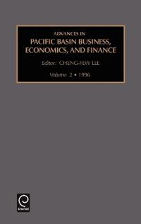 Advances in Pacific Basin Business, Economics, and Finance