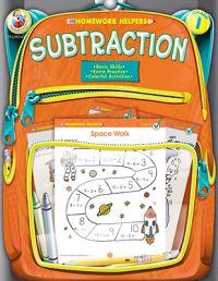 Subtraction, Grade 1