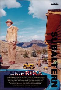 Subaltern 2 (2005) : Amerika
