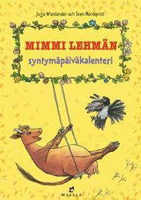 MIMMI LEHMÄN SYNTYMÄPÄIVÄKALENTERI
