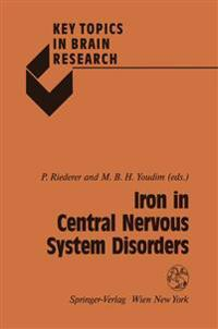 Iron in Central Nervous System Disorders