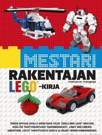Mestarirakentajan Lego-kirja