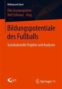 Bildungspotentiale Des Fu balls