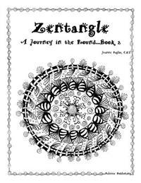Zentangle - A Journey in the Round Book 2