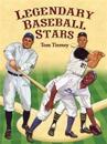Legendary Baseball Stars Paper Dolls in Full Color